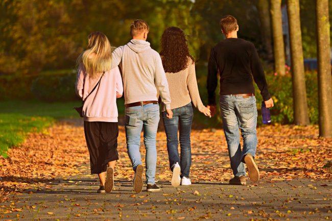 Nunca devemos perder nossa essência, independente das amizades